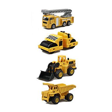 Leketrucker og byggebiler / Lekebiler 1:64 Metallisk / Plast 1pcs Gutt Barne Leketøy Gave