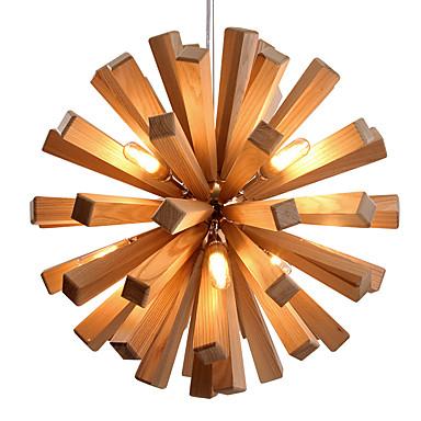 Kantri LED Riipus valot Alavalot Käyttötarkoitus Olohuone Makuuhuone Ruokailuhuone Työhuone/toimisto Lämmin valkoinen 110-120V 220-240V