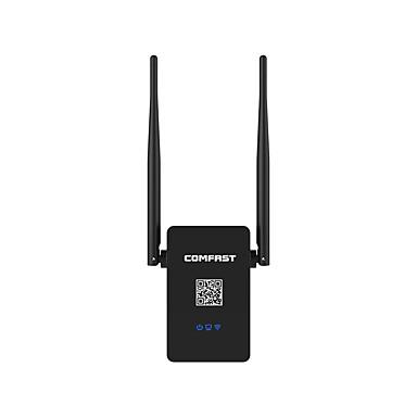 comfast WiFi tukiaseman 750mbps kahden kaistan langattoman signaalin toistin vahvistin tehosterokotus laajennin cf-wr750ac v2.0