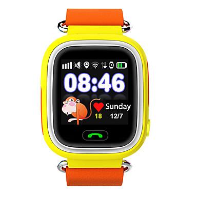 Smartklokke YYQ60A til iOS / Android Kalorier brent / Lang Standby / Pekeskjerm / Distanse måling / Pedometere Aktivitetsmonitor / Søvnmonitor / Stillesittende sittende Påminnelse / Finn min enhet