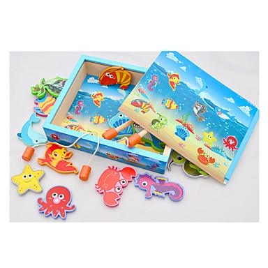 fiske Toys / Pedagogisk leke Fisk Originale Barne Gutt