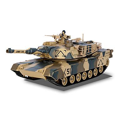HUANQI 781 Tanque Carro com CR Pronto a usar Controle Remoto Tanque Bateria Para Carro Carregador De Bateria Manual Do Usuário