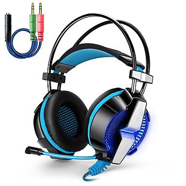 GS700 Con Cable Audífonos Para PS4 ,  Audífonos ABS 1 pcs unidad