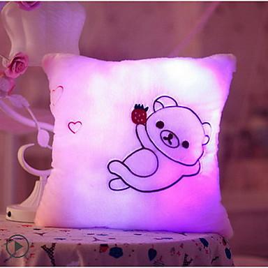 LED-belysning LED-belysning Flourescent Kreativ Selvlysende Smuk Kul Lysrør Glamorøs & Dramatisk Tegneserie Mote Spesiell Søt Klede Jente