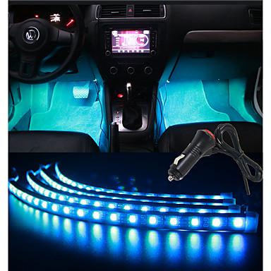 سيارة لمبات الضوء 5W SMD 5050 LED أضواء الداخلية