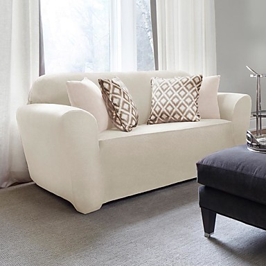cheap Slipcovers-Modern Polyester Sofa Cover, Fabric Protection Slipcovers