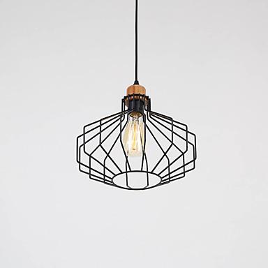 Luzes Pingente Luz Ambiente - LED, 110-120V / 220-240V, Amarelo, Lâmpada Não Incluída / 10-15㎡ / E26 / E27