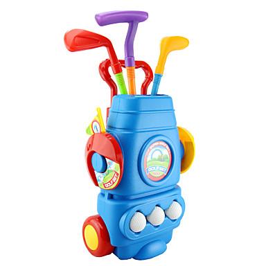 Bolas Brinquedos de Golfe Golf Novidades ABS 9pcs Alta qualidade Crianças Para Meninos Dom