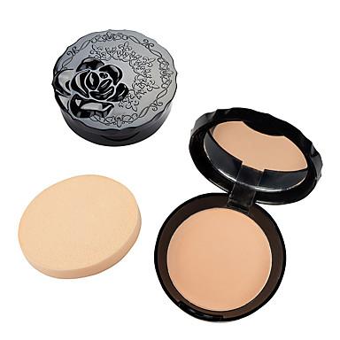 Makeup Set Powders Pressed powder Dry Coverage / Concealer / Natural Face Makeup Cosmetic