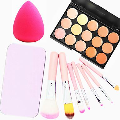 Cream Concealer / Kontur Make-up Pinsel Trocken / Kombination / Ölig Concealer Auge / Gesicht Bilden Kosmetikum
