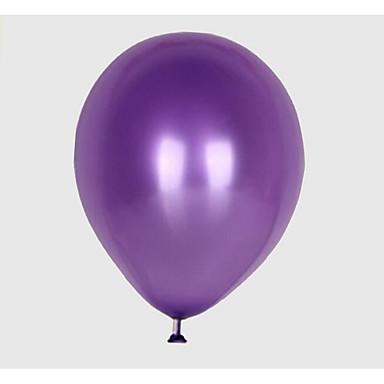 Balões Brinquedos Circular Inflável Festa Estilo Pérola 100 Peças