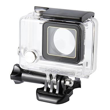 ราคาถูก กล้องถ่ายภาพกีฬาและอุปกรณ์เสริมสำหรับ Gopro-เคสสำหรับป้องกัน กล่องกันน้ำ Waterproof 45M 1 pcs สำหรับ กล้องแอคชั่น Gopro 4 Gopro 3 Gopro 3+ การดำน้ำ Surfing แคมป์ปิ้ง & การปีนเขา พีวีซี