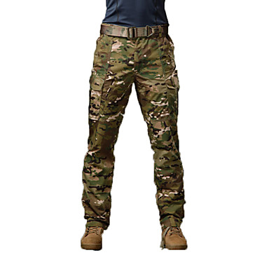 cheap Hunting & Nature-Men's Outdoor Waterproof Breathable Wearable Pants / Trousers Spring Fall Winter Hunting, Leisure Sports