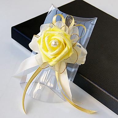 Bouquets de Noiva Buquês Buquê de Pulso Decoração de Casamento Original Outros Flor Artificial Casamento Ocasião Especial Festa / Noite