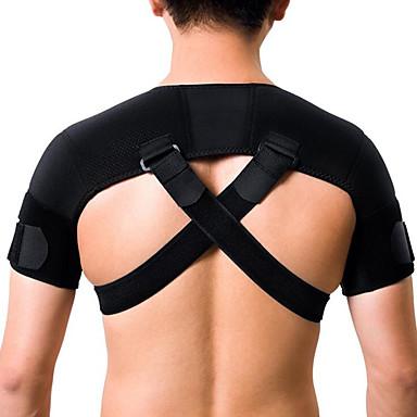Órtese para Ombro para Esportes Relaxantes Badminton Corrida Esporte de Time Homens Vestir fácil Térmica / Warm Protecção Respirável