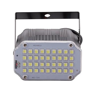 U'King 10W Luz de LED para Cenários Ajustável Instalação Fácil Ativada Por Som Branco Frio 110-240V