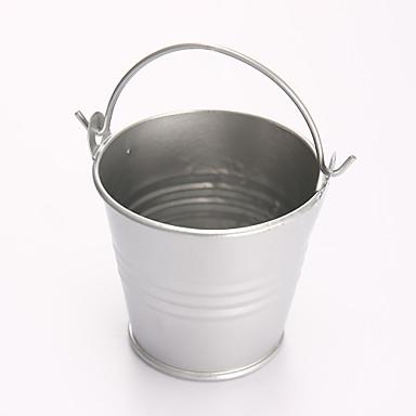 Zylinder Material Geschenke Halter mit Muster Geschenkboxen / Anderen / Hochzeitsaccessoires
