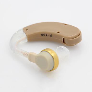 axónio f-139 de volume de som bte ajustável realce amplificador aparelho auditivo sem fios