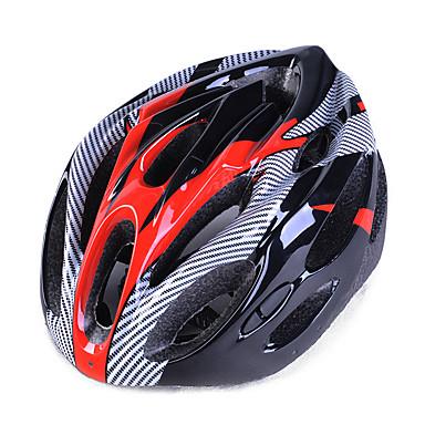 자전거 헬멧 인증 싸이클링 N/A 통풍구 조절 가능한 핏 울트라 라이트 (UL) 스포츠 남여 공용 산악 사이클링 도로 사이클링 레크리에이션 사이클링 사이클링