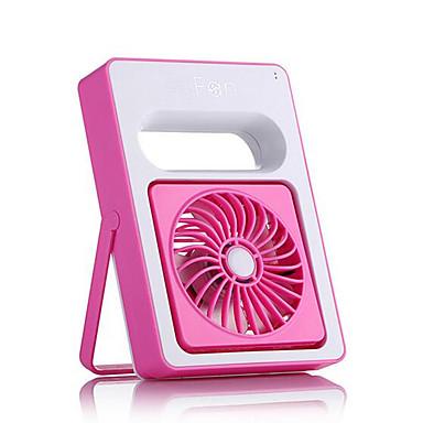 Creativo portáteis mute usb mini carregamento mini ventilador com ângulo ajustável