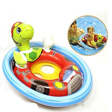 Circular Pássaro Boias de piscina infláveis Boias de Piscina Anéis de natação Plástico Crianças Para Meninas Para Meninos