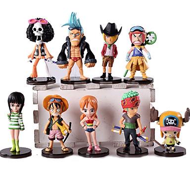 عمل أرقام أنيمي مستوحاة من One Piece Tony Tony Chopper PVC CM ألعاب تركيب دمية لعبة