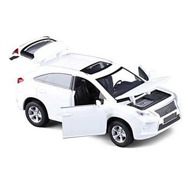 Carrinhos de Fricção Veiculo de Construção SUV Carro Música e luz Clássico Clássico Unisexo