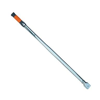 Ocelový štít 24x32mm profesionální nastavitelný hlavový momentový klíč 160-800n.m / 1