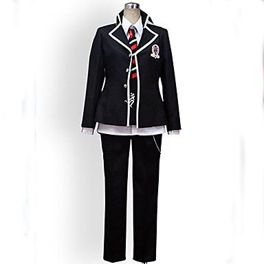 Inspiré par Blue Exorcist Rin Okumura Manga Costumes de Cosplay Costumes Cosplay Couleur Pleine Manches Longues Pour Homme Femme