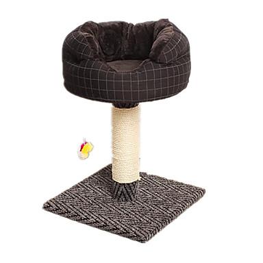 Kočka Hračka pro kočky Hračky pro zvířata Interaktivní Škrabadlo Sisal Pro domácí mazlíčky