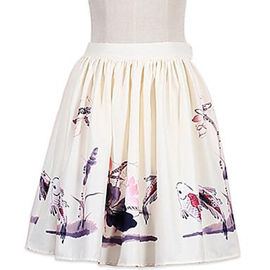 Sukně Sweet Lolita Lolita Cosplay Lolita šaty Módní Short / Mini Sukně Pro