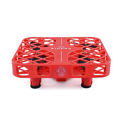 RC Drone DHD D3 4CH 6 Eixos 2.4G Quadcópero com CR Luzes LED / Retorno Com 1 Botão / Modo Espelho Inteligente Quadcóptero RC / Controle Remoto / Cabo USB / Vôo Invertido 360° / Flutuar / Flutuar