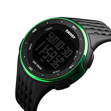 Relógio inteligente YY1219 para Suspensão Longa / Impermeável / Multifunções Temporizador / Cronómetro / Relogio Despertador / Cronógrafo / Calendário