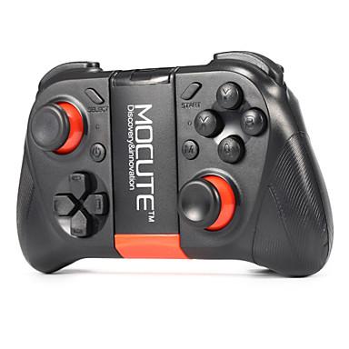 mocute تحكم لعبة لاسلكية للكمبيوتر / الهاتف الذكي ، ودعم fortnite ، بلوتوث الألعاب مقبض تحكم وحدة abs 1 جهاز كمبيوتر شخصى وحدة