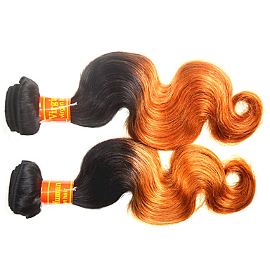Malaysian Hair Body Wave Remy Human Hair Ombre Hair Weaves Human Hair Weaves Human Hair Extensions