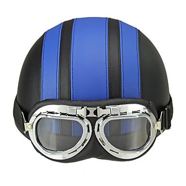Halber Helm ABS Motorradhelme