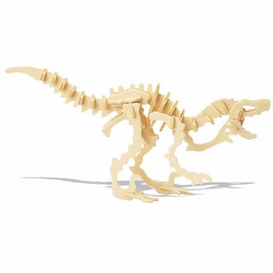 Quebra-Cabeças 3D Quebra-Cabeças de Madeira Dinossauro Ossos Fósseis Faça Você Mesmo 1pcs Crianças Unisexo Dom