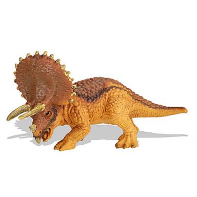 Dragões & Dinossauros Brinquedos de Montar Brinquedos Figuras de dinossauro Dinossauro jurássico Triceratops Dinossauro Tiranossauro Rex