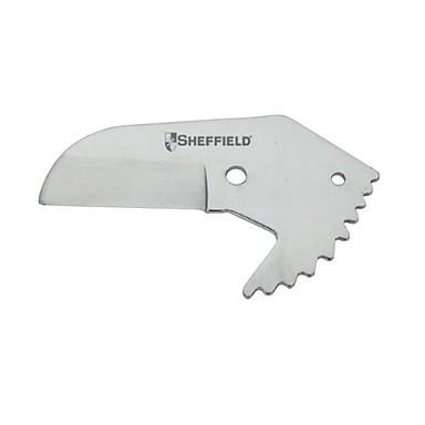 Stahl Schild PVC-Rohr Schneidmesser / 1 Stück