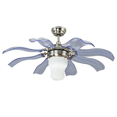 Ecolight™ Ventilador de teto Luz Ambiente - LED, Designers, 110-120V / 220-240V Fonte de luz LED incluída / 10-15㎡ / Led Integrado