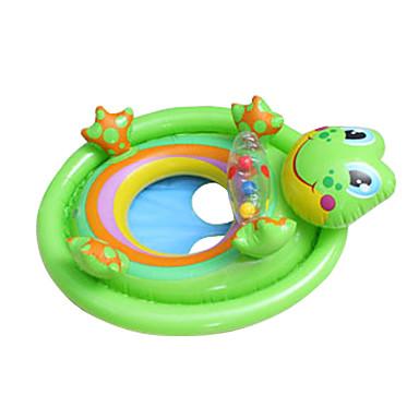 Circular Animal Anéis de natação Pula-Pula Infláveis PVC Crianças