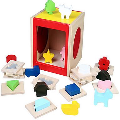 Blocos de Construir Brinquedo Educativo Clássico Legal Para Meninos Dom