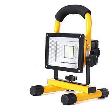 Lanterns & Tent Lights LED 1000 lm 1 إضاءة الوضع مع البطاريات رأس ميول / حالة طوارئ / ضوء سوبر Camping / Hiking / Caving / Everyday Use / الصيد