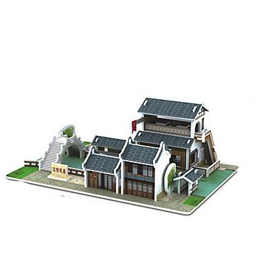 voordelige 3D-puzzels-3D-puzzels Plezier Hout Klassiek Kinderen Unisex Speeltjes Geschenk