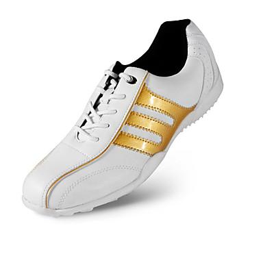 Sapatos Casuais Sapatos para Golf Mulheres Anti-Escorregar Anti-Shake Almofadado Respirável Anti-desgaste Espetáculo Ao ar livre Cano