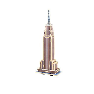 3D - Puzzle Spielzeuge Berühmte Gebäude Holz Unisex Stücke