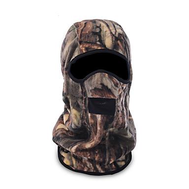 Unisex Face Mask Lov Nositelný Prodyšné Zima Jaro Léto Podzim