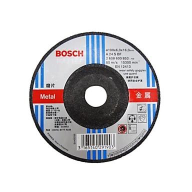 Bosch Winkel Polierblatt (Metallschleifen) 125 * 22.2 * 6mm / 1