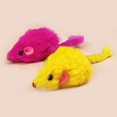 Katzenminze-Spielzeug Lockspielzeug für Katzen Maus Textil Für Katze Kätzchen