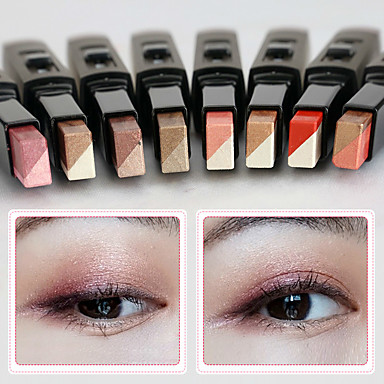 2 Colors Eyeshadow Palette / Cream Eye Natural Daily 1160 Cosmetic